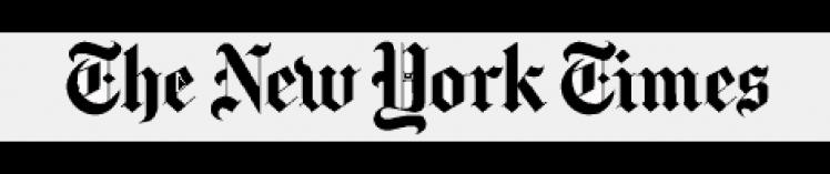 NY Times Logo header