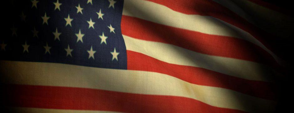 US flag_lbanner