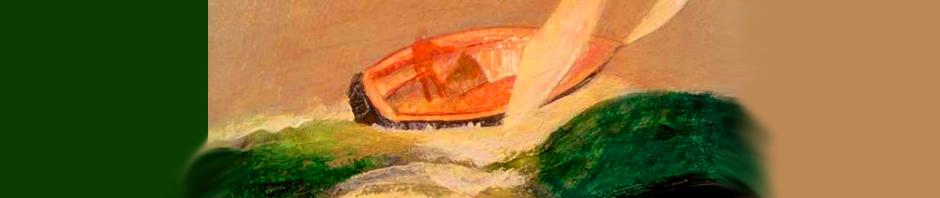 Sailboats watercolor header