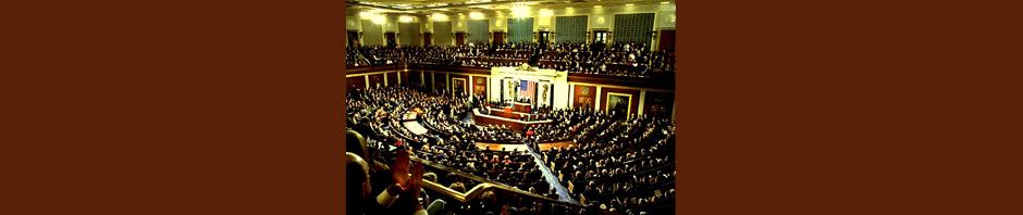 US Congress Header