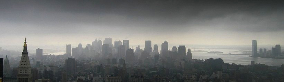 New New York Thunderstorm Header