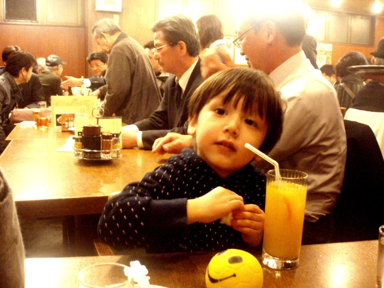 Rui in Tokyo, 2009