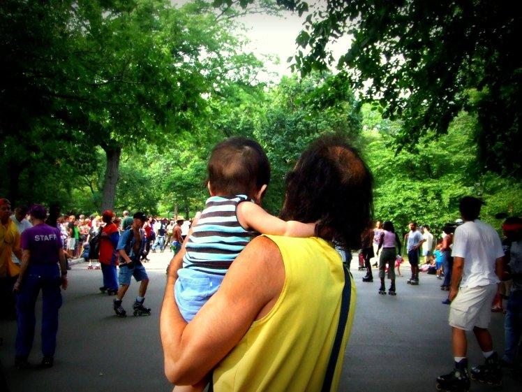 Central Park Skaters 06