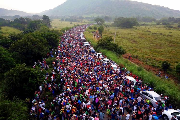 Migrant Caravan 2